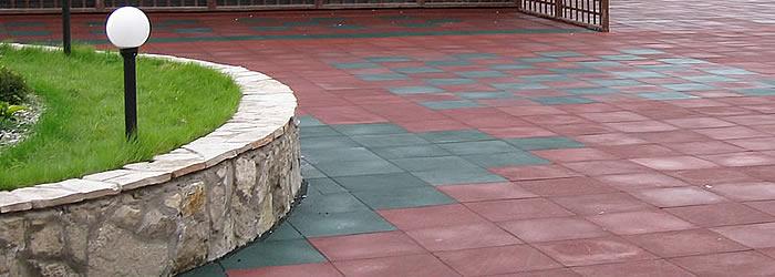 Резиновые покрытия бетона газобетон или керамзитобетон отзывы